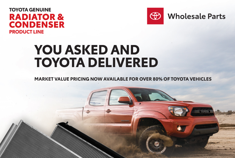 Promotions – Toyota Wholesale